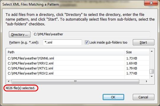 merge xml files online