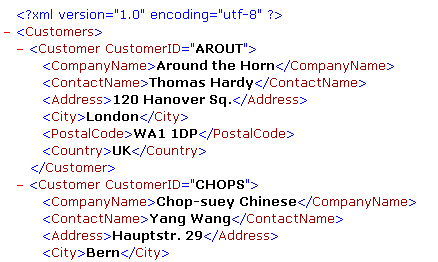 Importing XML to Excel(XLS), Access(MDB) or a database
